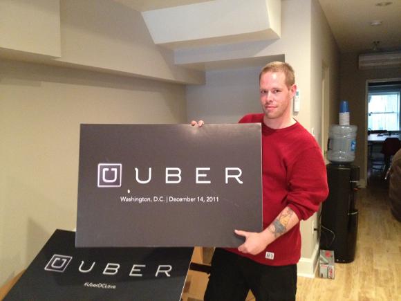 Телефон офиса uber