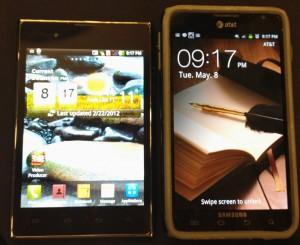 LG Optimus VU, LG, CTIA 2012, Nibletz, Thedroidguy, Samsung Galaxy Note