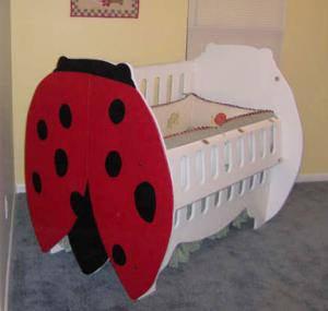 startup competition, cutecribs, nibletz, ladybug crib