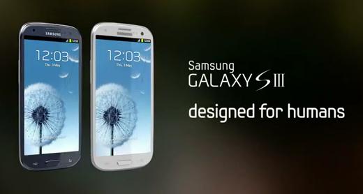 Samsung Galaxy S III,Android