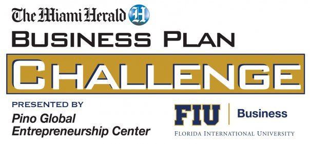 FIU students and alum make their pitch for the votes in the Business Plan Challenge