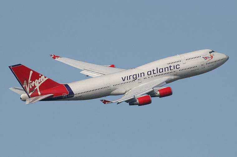 News Byte: Virgin Atlantic To Offer In Flight Cell Phone Calls