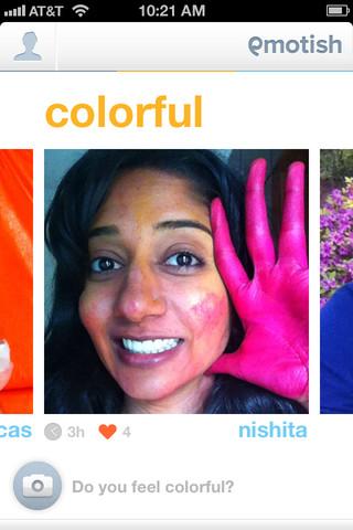 Emotish,New York startup,New York startups,NY startup,startup,startups,ios,ios app,photo sharing,interview