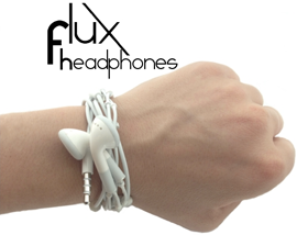 Flux headphones, Fundable.com,Chicago startup,startup,startups,headphones,crowdfunding startups