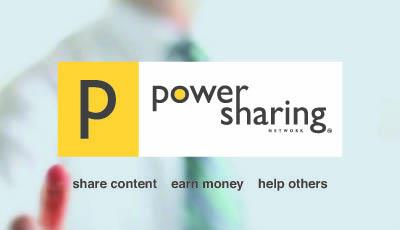 Powersharing network