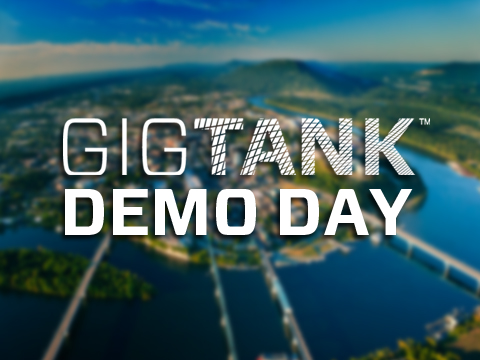 Tennessee startups, Gigtank, Zeroto510,autoXLR8R, demo day, startups, acclerators
