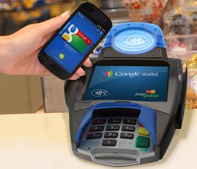 GoogleWallet,ISIS,American Express