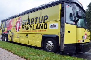 Startup Maryland, Startup Bus, Governor Rick Perry