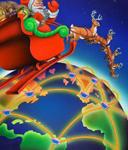 Norad, Norad Tracks Santa, Google, Microsoft