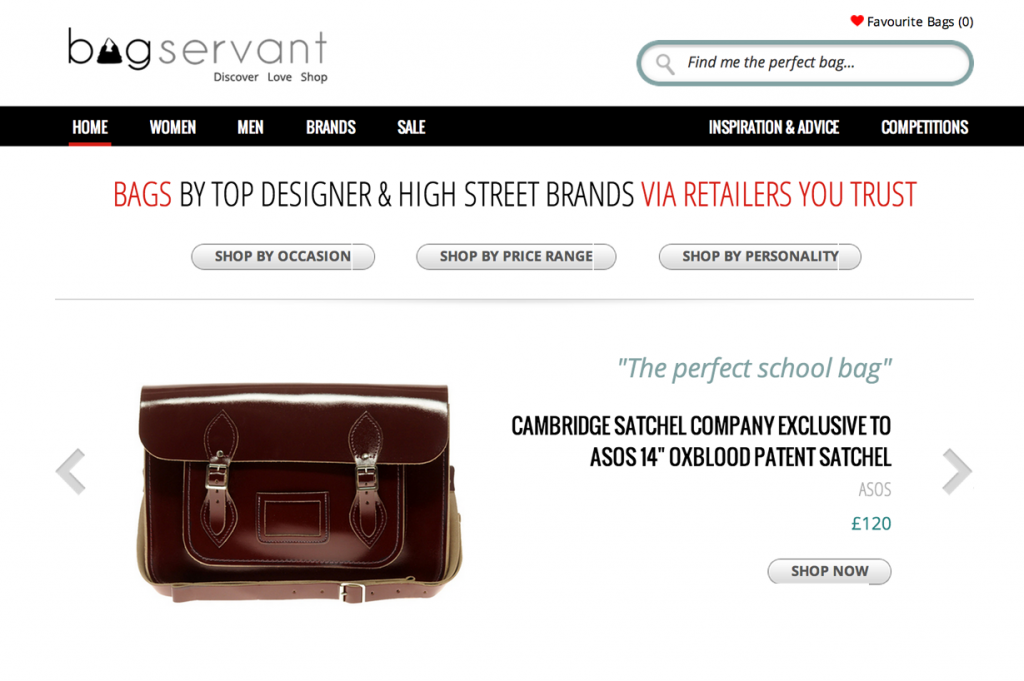 BagServant, London startup,startup,startup interview