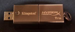 Kingston, Data Traveler Hyper X Predator 3.0, CES 2013