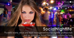 SocialNightlife,Los Angeles startup, CA startup,startup launch