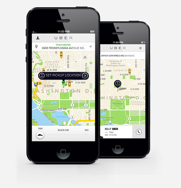 Uber Introduces Uber Taxi In DC Ahead Of Inauguration