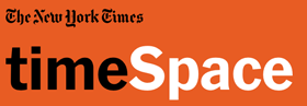 New York Times, timeSpace, startup incubator, accelerator