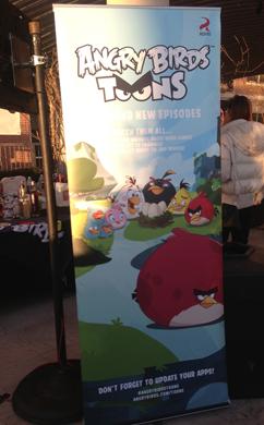 Angry Birds, Angry Birds Toons, Rovio,startup,Finnish, Finland, SXSW,SXSWi,SXSW13