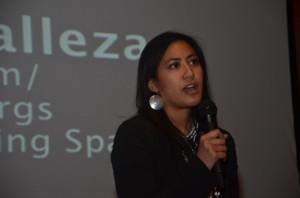 Jeannette Balleza, Ark Challenge, Bad Ass Startup Chicks, startup,startup arkansas