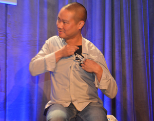 Tony Hsieh,Zappos,Downtown Project,Vegas Tech,startup,startups,startup communities,sxsw,sxswi