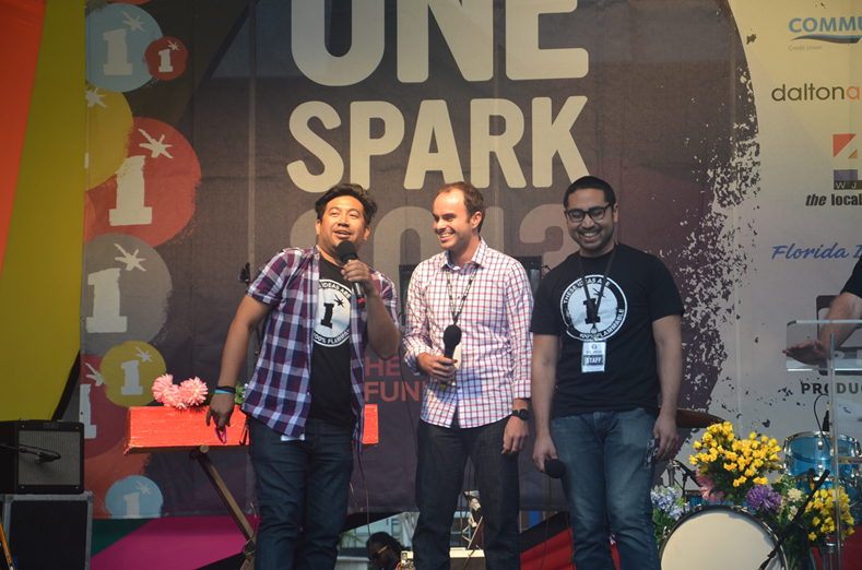 OneSpark,Jacksonville startups,startup event