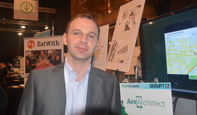 AppArchitect,Philly startup,startup,techcrunch disrupt