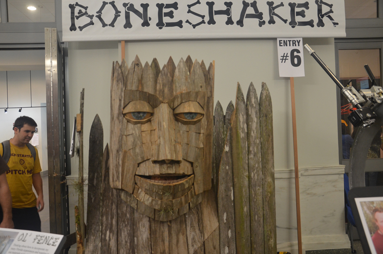 BoneShaker,OneSpark,Creator interview,interview