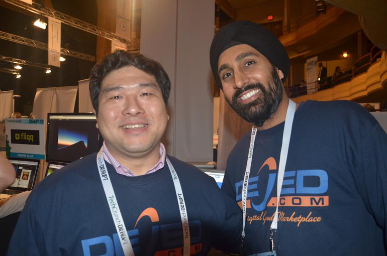 dejed,dejed.com,TechCrunch Disrupt,startup interview,dc startup,ny startup,nibletz