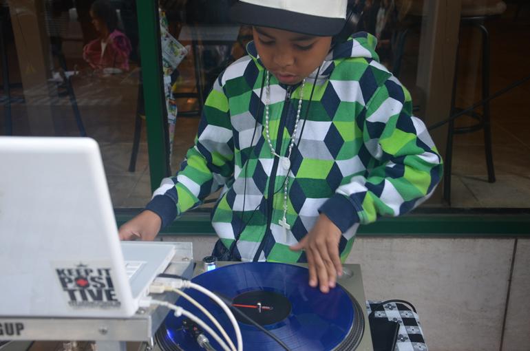 OneSpark,DJ Mercy,10 year old dj