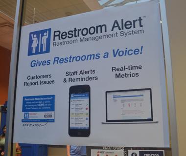 Restroom Alert,Jacksonville startup,Florida startup,startup,startup interview,OneSpark