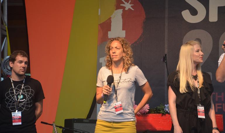 ReThreaded,Social entrepreneurship,social startup,Florida startup,OneSpark,Kristin Keen