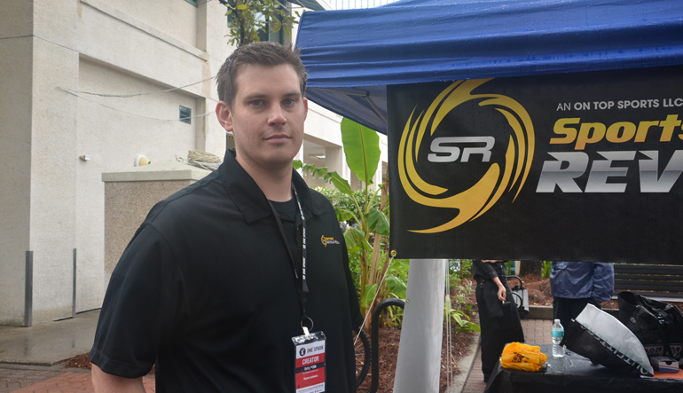 Sportsbook Revolution,Jacksonville startup,startup,startup interview,onespark