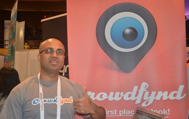 Crowdfynd,Chicago Startup,TechCrunch Disrupt,
