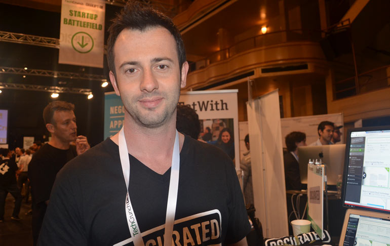 Docurated,New York startup,startup,TechCrunch Disrupt