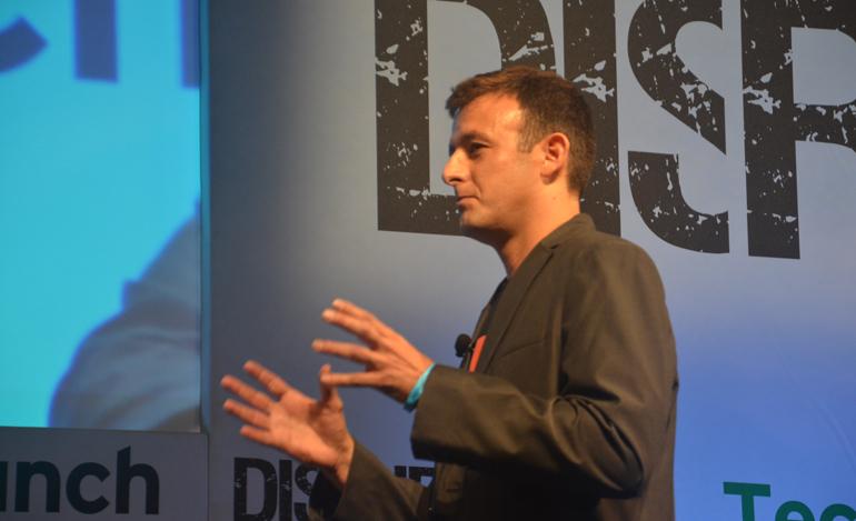Eatwith,TechCrunch Disrupt,Startup,Startup Pitch
