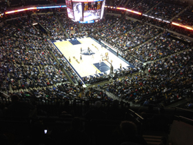 All attendees at everywhereelse.co The Startup Conference received a free ticket to the Memphis Grizzlies vs Minnesota Timberwolves