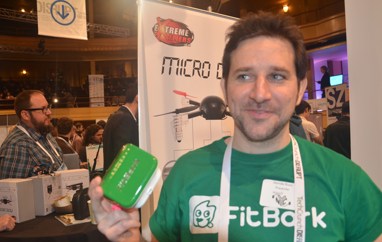FitBark,NY Startup,TechCrunch Disrupt