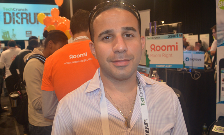 Geopon,Miami startup,TechCrunch Disrupt