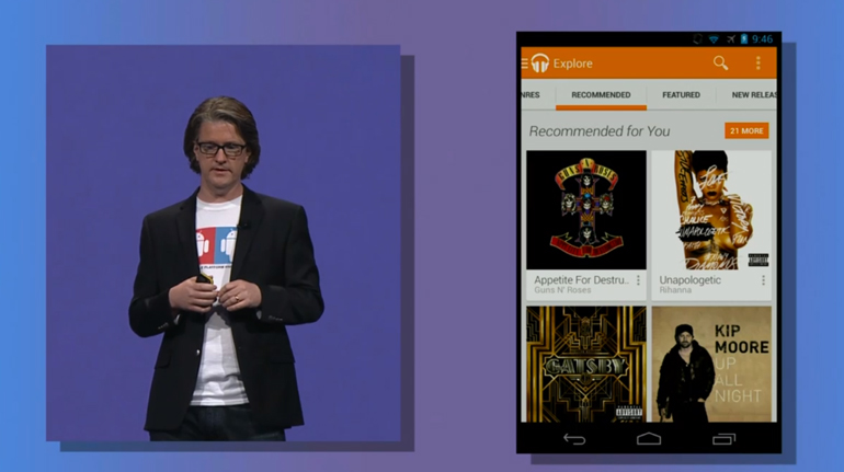 Google, Google Music All Aceess, Music Streaming, Spotify