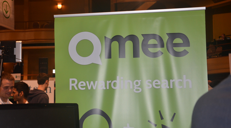 Qmee,British Startup,TechCrunch Disrupt