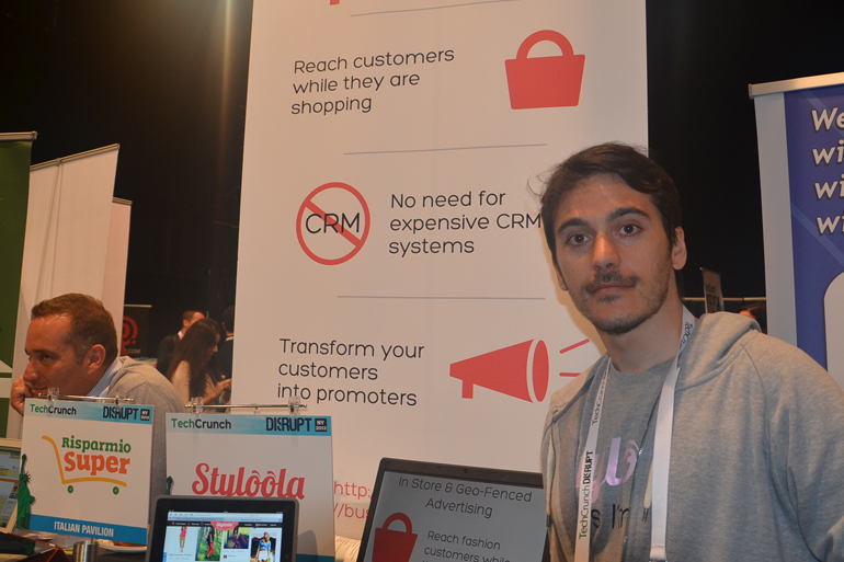 Styloola,Milan startup,TechCrunch Disrupt