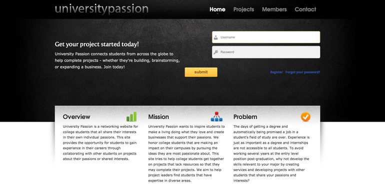 University Passion,Dallas startup,startup interview,Tech Wildcatters