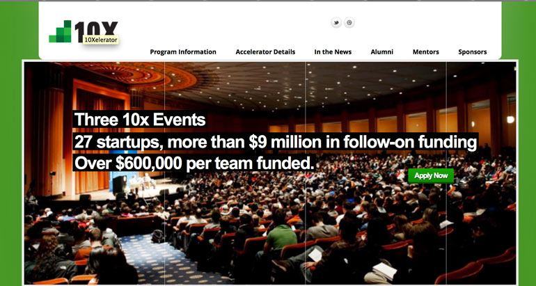 10x accelerator, Columbus startup,startup accelerator, startup news