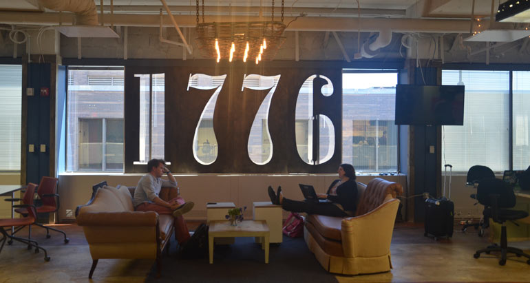 1776 DC, Global startup federation, Washington DC startups, Co-working