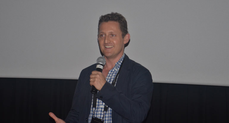 Alex Winter, Downloaded, Chicago Tech Week, Startups