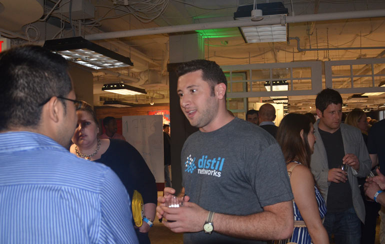 Distill Networks, Southland, DC Startup, startup pitch