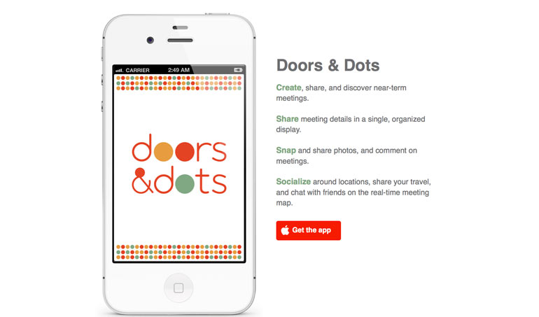Doors and Dots, Jersey City startup, New Jersey startup, discovery, startup interview