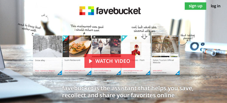 Favebucket, Belgium startup,startup interview