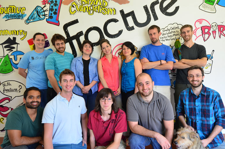 Fracture, Florida startup, Gainesville startup, funding