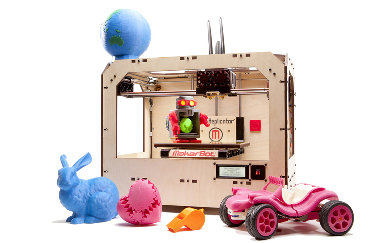 Makerbot, Stratasys, New York startup, acquisition