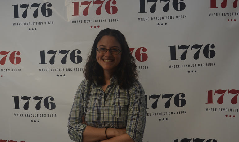 Neighborsations, DC startup, 1776 DC, Woman owned startup, Allison Sheren