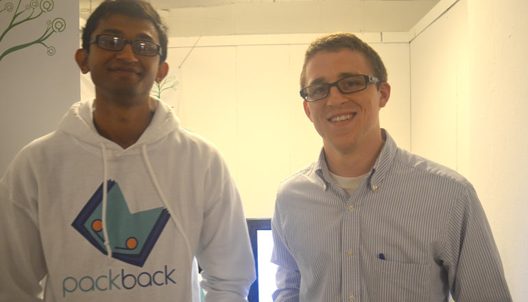 PackBack, Education startup, startups, startup interview,Chicago Techweek