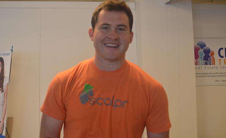 Scalpr, Groupon, Chicago Startup, Startup Interview, Chicago TechWeek